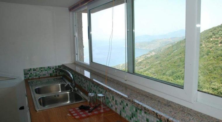 TurismoInCilento.it - B&B,Casevacanze,Hotel - CasaVacanzePietralata - Vista cucina