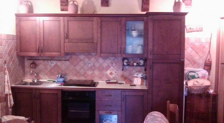 TurismoInCilento.it - B&B,Casevacanze,Hotel - Villa Antonietta - angolo cottura appartamento 1