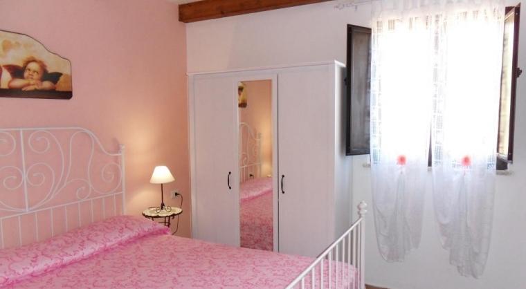 TurismoInCilento.it - B&B,Casevacanze,Hotel - Baia della Luna - Camera da letto