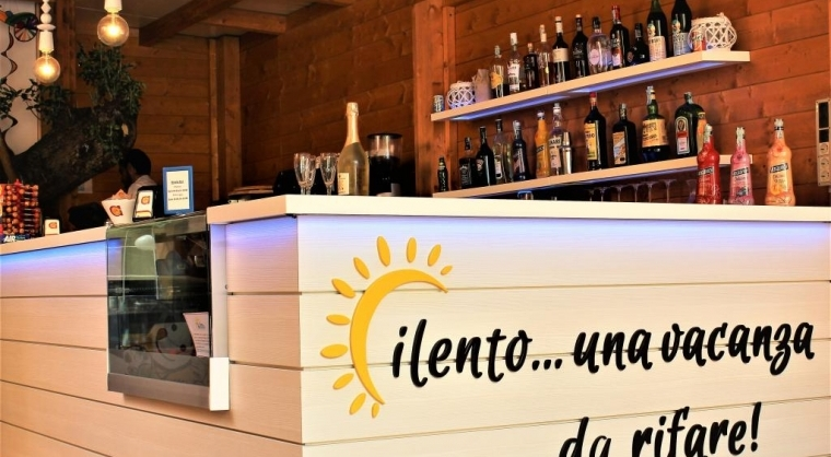 TurismoInCilento.it - B&B,Casevacanze,Hotel - Residence Villa Andrea - Marina di Camerota - Bar per soli alloggiati