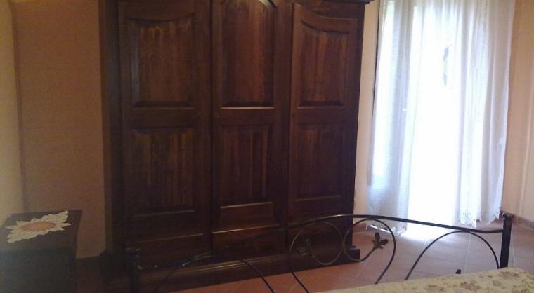 TurismoInCilento.it - B&B,Casevacanze,Hotel - le Cammarose  Agriturismo - Agricampeggio - la stanza arancio