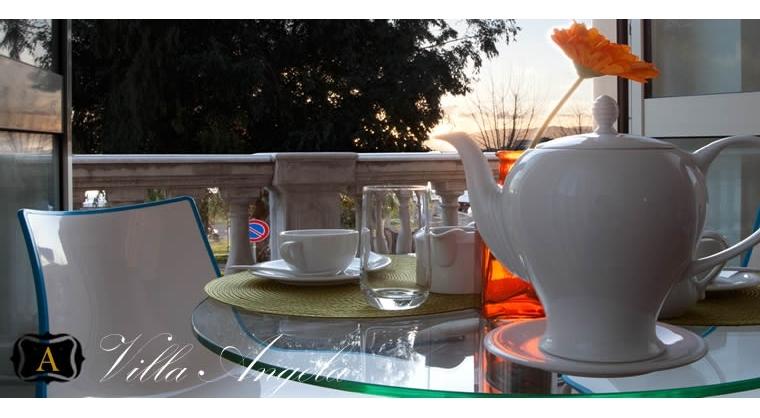 TurismoInCilento.it - B&B,Casevacanze,Hotel - Villa Angela  - Sala colazione