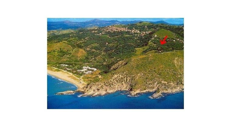 TurismoInCilento.it - B&B,Casevacanze,Hotel - Villa Antonietta - posizione dell'abitazione