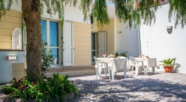 TurismoInCilento.it - B&B,Casevacanze,Hotel - la Camelia - giardino