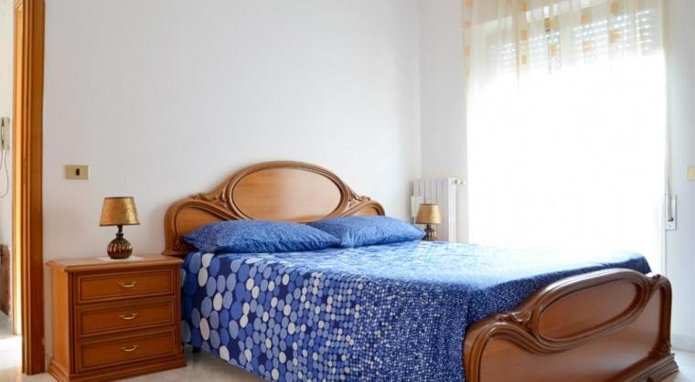 TurismoInCilento.it - B&B,Casevacanze,Hotel - Casa Vacanze Testene - Camera da letto