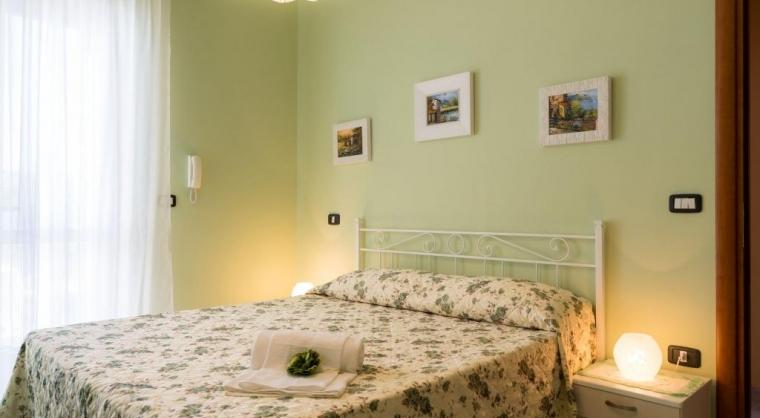 TurismoInCilento.it - B&B,Casevacanze,Hotel - la Camelia - camera malva