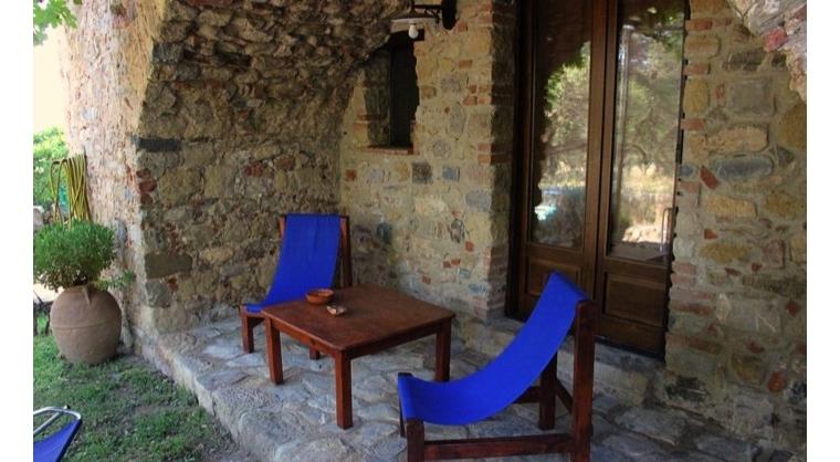 TurismoInCilento.it - B&B,Casevacanze,Hotel - Le Terme di Velia - Il Mosaico poltrone per l'angolo verde