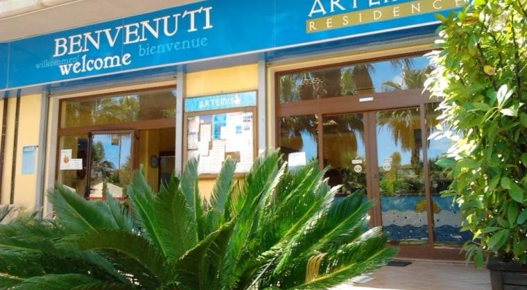 TurismoInCilento.it - B&B,Casevacanze,Hotel - Artemis Residence Club -