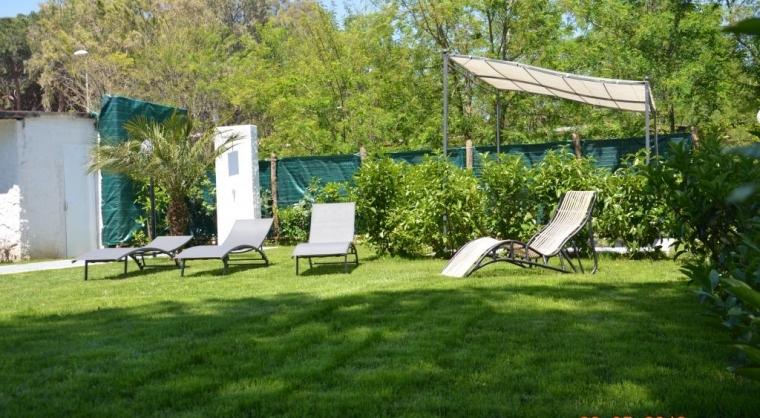 TurismoInCilento.it - B&B,Casevacanze,Hotel - RANIERICASEVACANZE - Solarium con doccia calda