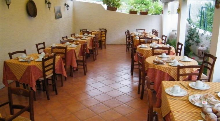 TurismoInCilento.it - B&B,Casevacanze,Hotel - Hotel Villaggio Tabù - il ristorante