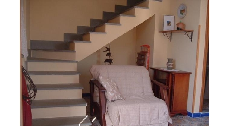 TurismoInCilento.it - B&B,Casevacanze,Hotel - Villa Antonietta - poltrona letto in zona giorno app. 2