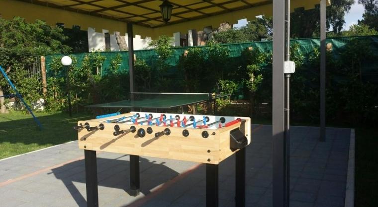 TurismoInCilento.it - B&B,Casevacanze,Hotel - RANIERICASEVACANZE - Calcio balilla