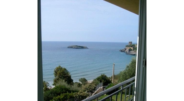 TurismoInCilento.it - B&B,Casevacanze,Hotel - Mediterraneo Residence - 5205 5   vista dalla cucina
