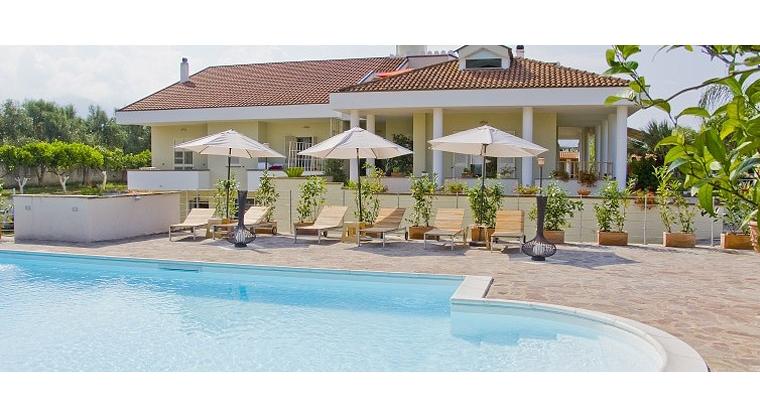 TurismoInCilento.it - B&B,Casevacanze,Hotel - Villa Liberti - 5211 villa liberti castellabate pisc 2