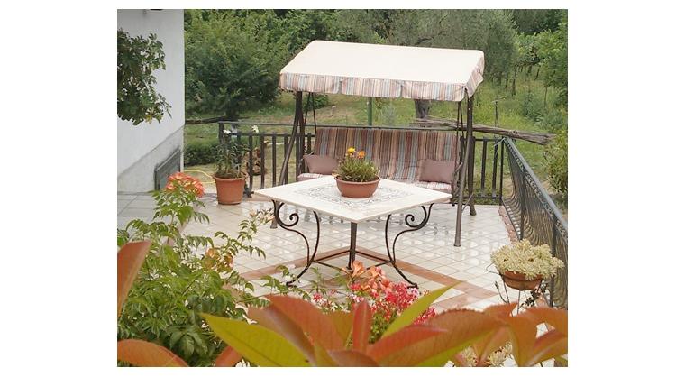 TurismoInCilento.it - B&B,Casevacanze,Hotel - BB Grekus - 5241 bb grekus pertosa terrazzo