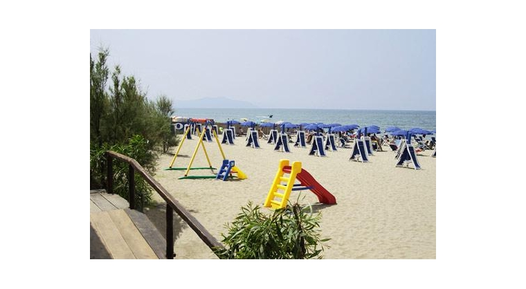 TurismoInCilento.it - B&B,Casevacanze,Hotel - Hotel Village Marina - 5715 hotel village marina capaccio 004 mare