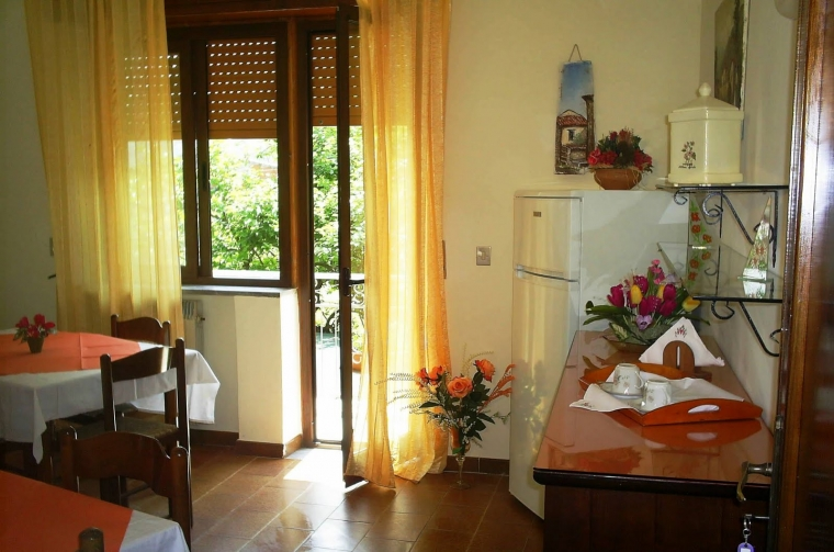 TurismoInCilento.it - B&B,Casevacanze,Hotel - B & B Le Querce - 5734 b b le querce centola cucina1.JPG