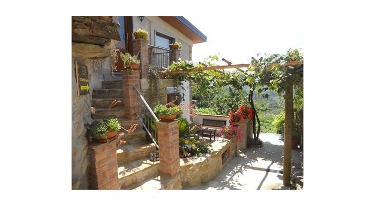 TurismoInCilento.it - B&B,Casevacanze,Hotel - Il Giardino Segreto - 5735 il giardino segreto ogliastro cilento esterno