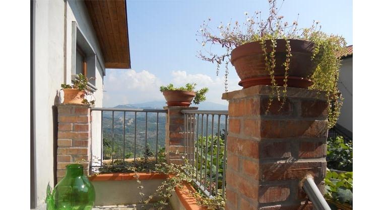 TurismoInCilento.it - B&B,Casevacanze,Hotel - Il Giardino Segreto - 5735 il giardino segreto ogliastro cilento esterno2
