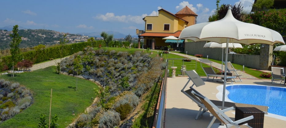 TurismoInCilento.it - B&B,Casevacanze,Hotel - Aurora - 5743 aurora laureana cilento BnB Residence Villa Aurora Laureana Cilento