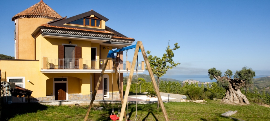TurismoInCilento.it - B&B,Casevacanze,Hotel - Aurora - 5743 aurora laureana cilento BnB Residence per famiglie Villa Aurora Cilento