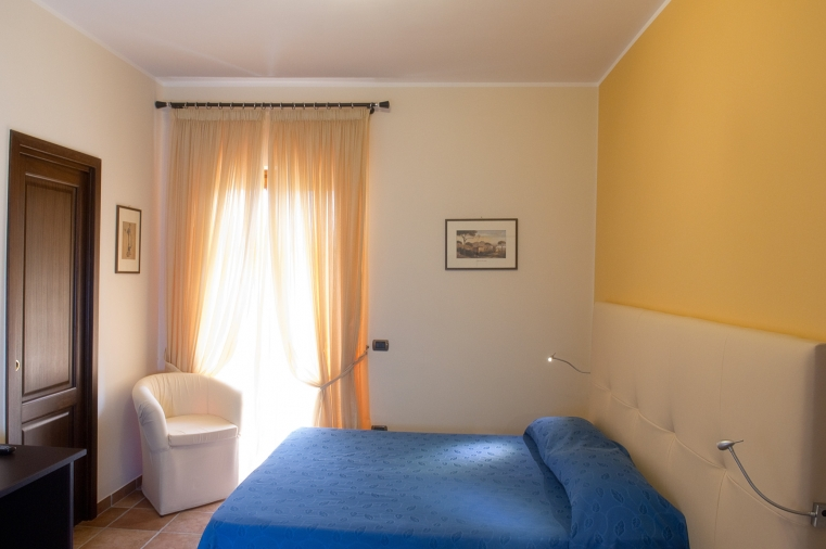 TurismoInCilento.it - B&B,Casevacanze,Hotel - Aurora - 5743 aurora laureana cilento Camera Panna 1 BedandBreakfast Laureana Cilento