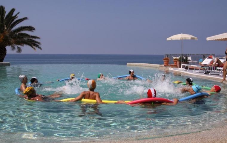 TurismoInCilento.it - B&B,Casevacanze,Hotel - Resort Baia del Silenzio - 5757 resort baia del silenzio pisciottaRESORT CASAVACANZA CAPRIOLI PALINURO BAIA DEL SILENZIO  Aquag