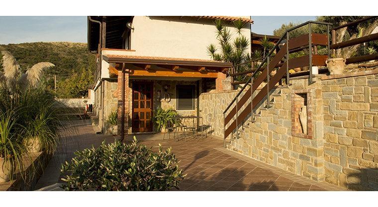 TurismoInCilento.it - B&B,Casevacanze,Hotel -  Villa Gorga - 5764  villa gorga castellabate a10