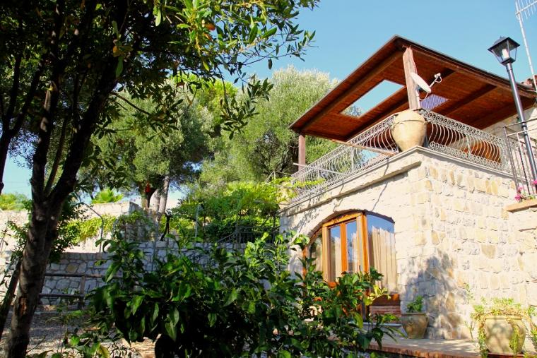 TurismoInCilento.it - B&B,Casevacanze,Hotel - B&B Incanto del Mare Palinuro - 5808 bb incanto del mare palinuro pisciotta esterna2.JPG