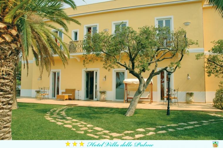 TurismoInCilento.it - B&B,Casevacanze,Hotel - Villa delle Palme - 5835 villa delle palme sapri 4 big