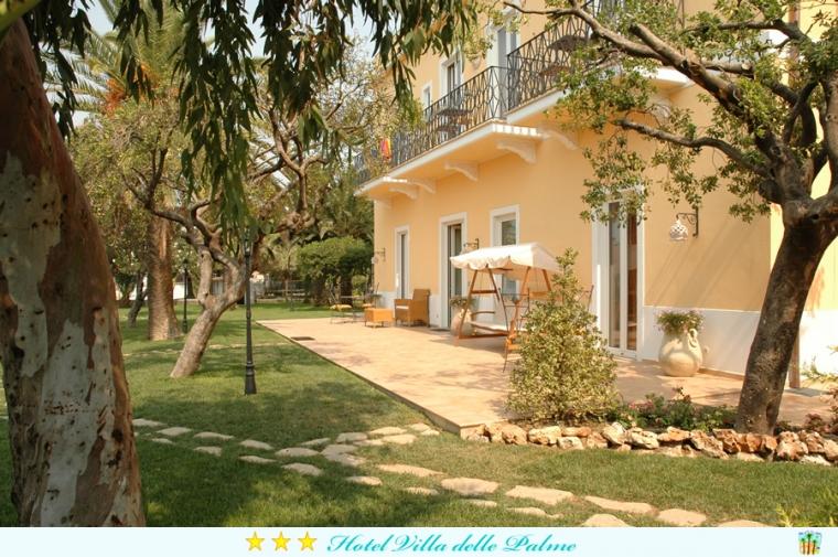 TurismoInCilento.it - B&B,Casevacanze,Hotel - Villa delle Palme - 5835 villa delle palme sapri 5 big