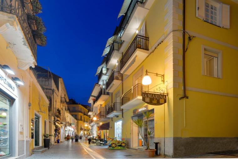 TurismoInCilento.it - B&B,Casevacanze,Hotel - La Marina - 5857 hotel santa maria di castellabate la marina castellabateLa Marina 17