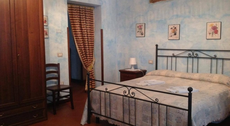 TurismoInCilento.it - B&B,Casevacanze,Hotel - Piano di Andrea - Stanza familiare