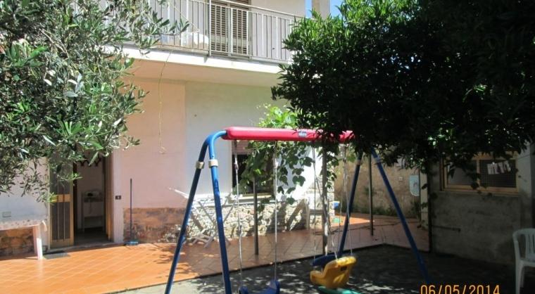 TurismoInCilento.it - B&B,Casevacanze,Hotel - La Marinella - giardino