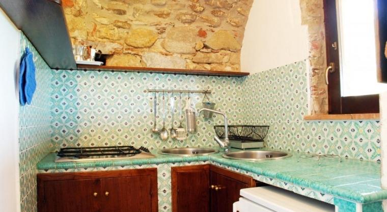 TurismoInCilento.it - B&B,Casevacanze,Hotel - Le Terme di Velia - Angolo cucina