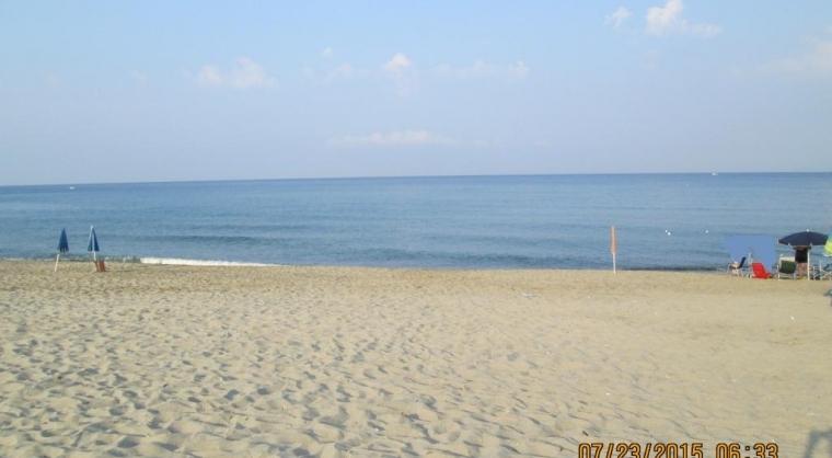 TurismoInCilento.it - B&B,Casevacanze,Hotel - La Marinella - spiaggia