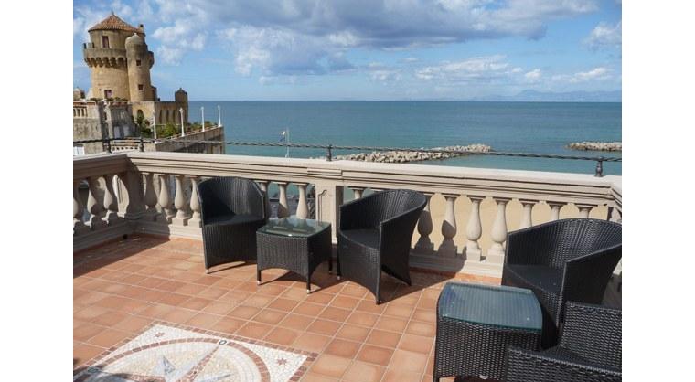 TurismoInCilento.it - B&B,Casevacanze,Hotel - Palazzetto Florio - 7374 30d5a Residence Santa Maria di Castellabate Palazzetto Florio 01
