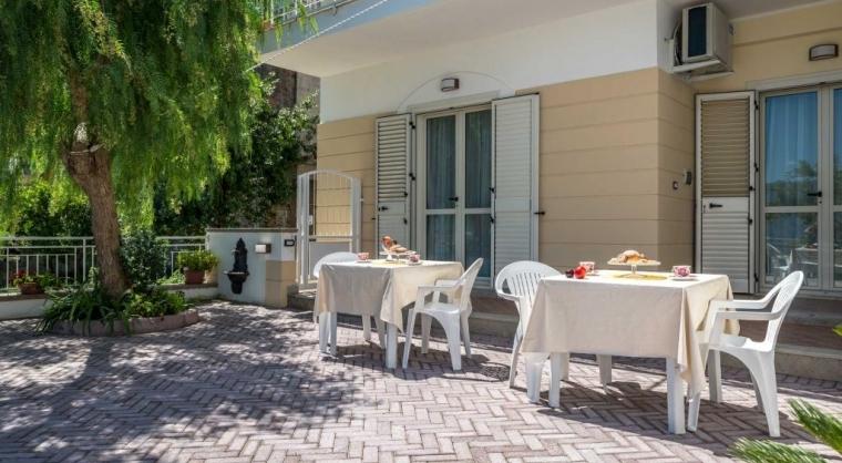 TurismoInCilento.it - B&B,Casevacanze,Hotel - la Camelia - terrazzo