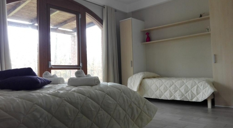 TurismoInCilento.it - B&B,Casevacanze,Hotel - Agriturismo La Dolce Mela - Camera Golden