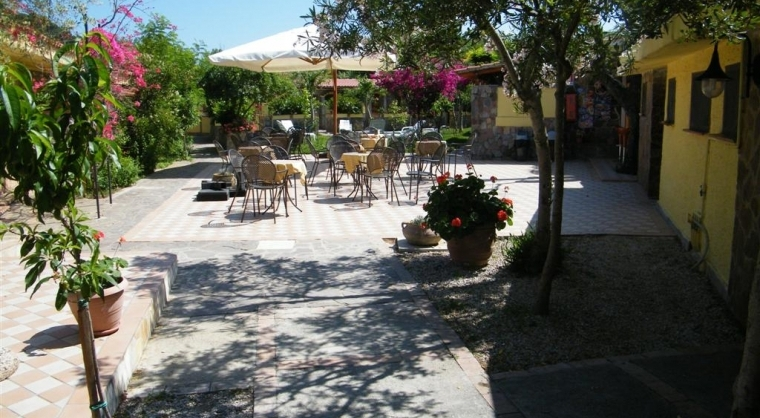 TurismoInCilento.it - B&B,Casevacanze,Hotel - Hotel Villaggio Tabù - panoramica interna