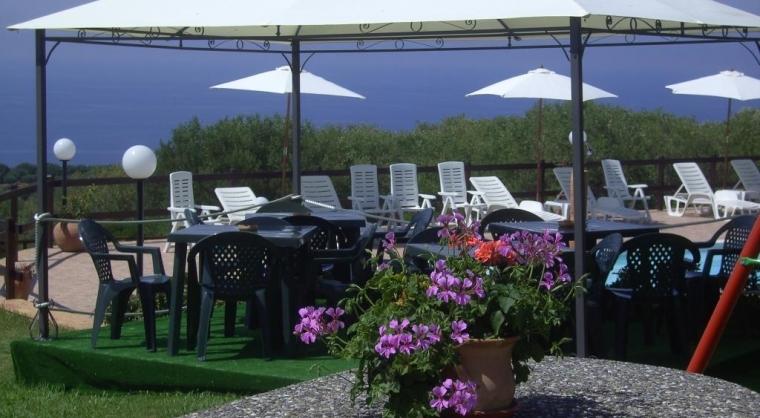 TurismoInCilento.it - B&B,Casevacanze,Hotel - Baia della Luna - Area relax