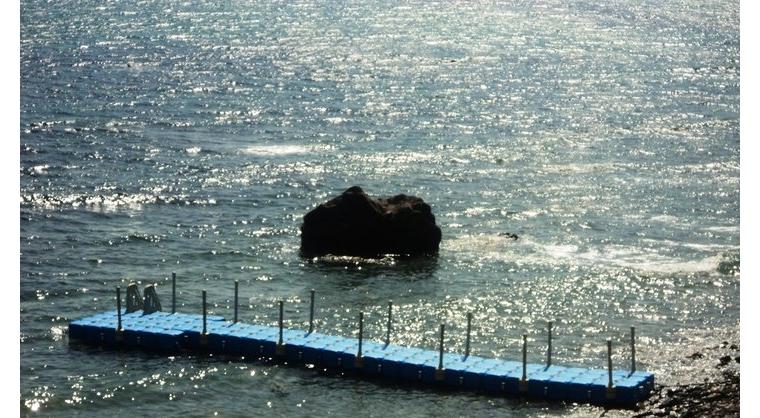 TurismoInCilento.it - B&B,Casevacanze,Hotel - hotel villaggio Hydra Club - pontile spiaggia