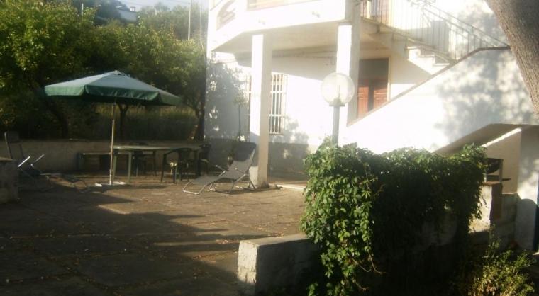 TurismoInCilento.it - B&B,Casevacanze,Hotel - Villa Sirene  - Giardino esterno