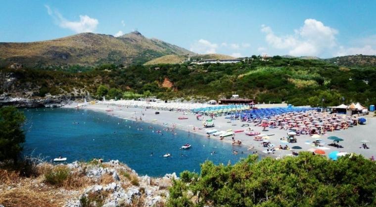 TurismoInCilento.it - B&B,Casevacanze,Hotel - Residence Villa Andrea - Marina di Camerota - Spiaggia Capogrosso