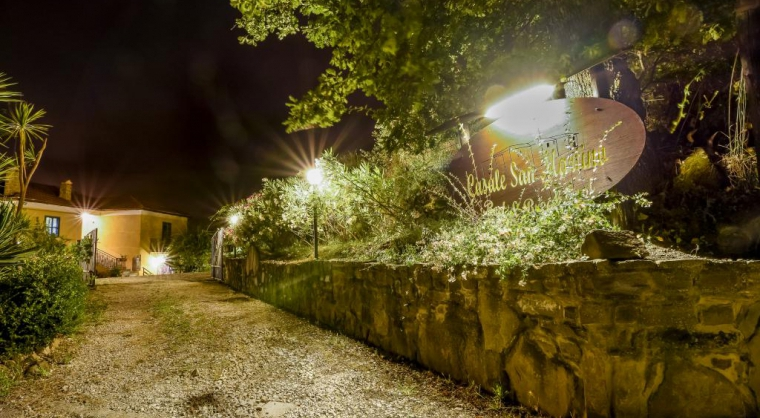 TurismoInCilento.it - B&B,Casevacanze,Hotel - Casale San Martino - ingresso
