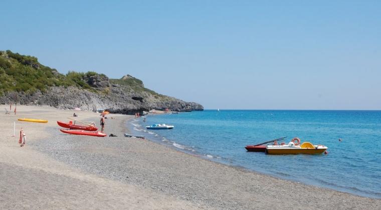 TurismoInCilento.it - B&B,Casevacanze,Hotel - Residence Villa Andrea - Marina di Camerota - Spiaggia del Porticello