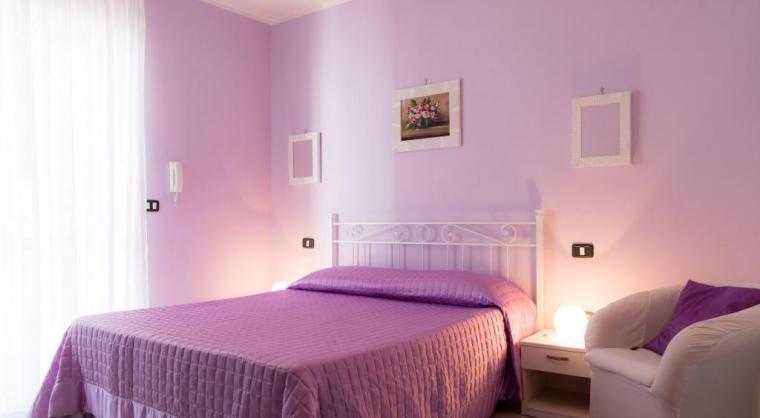 TurismoInCilento.it - B&B,Casevacanze,Hotel - la Camelia - camera glicine