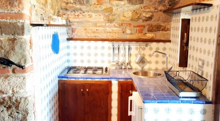 TurismoInCilento.it - B&B,Casevacanze,Hotel - Le Terme di Velia - Angolo cucina Il Mosaico