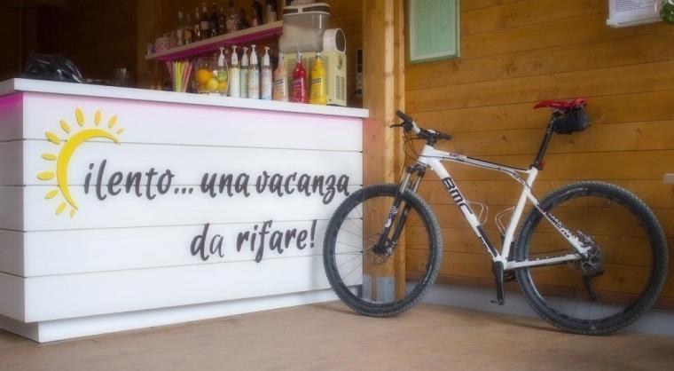 TurismoInCilento.it - B&B,Casevacanze,Hotel - Residence Villa Andrea - Marina di Camerota - Siamo una struttura amica della Bicicletta