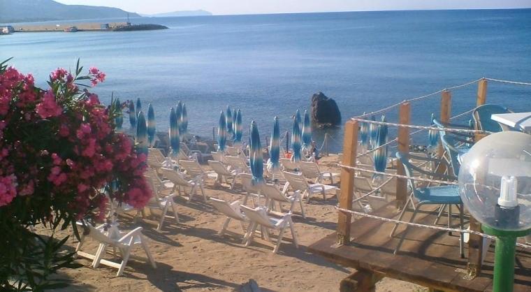 TurismoInCilento.it - B&B,Casevacanze,Hotel - hotel villaggio Hydra Club - spiaggia